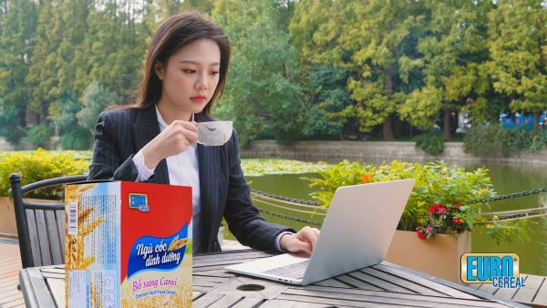 Ngũ cốc dinh dưỡng bổ sung canxi Euro Cereal